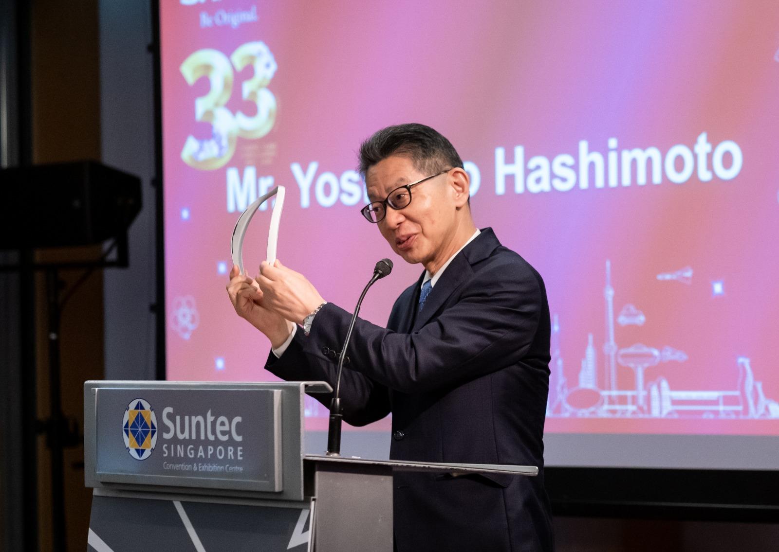Mr Yoshihiro Hashimoto