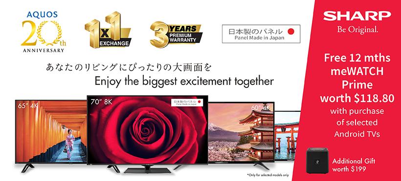 TV promotion